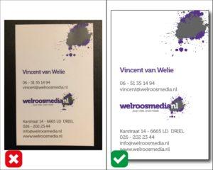 Aanlevering van digitale bestanden | Welroos Media