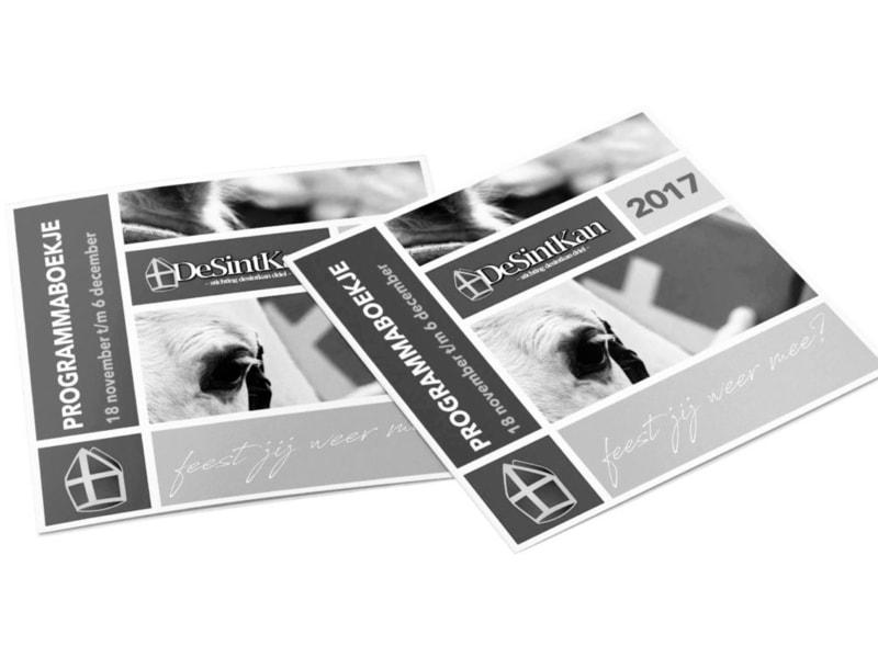 Brochures Portfolio - Stichting DeSintKan Driel | Welroos Media